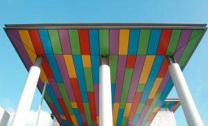 Bardages panneaux composites Rockpanel